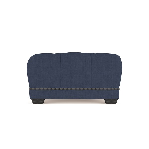 Augill Ottoman by Canora Grey