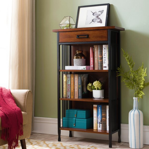 Woodward Height Standard Bookcase by Loon Peak