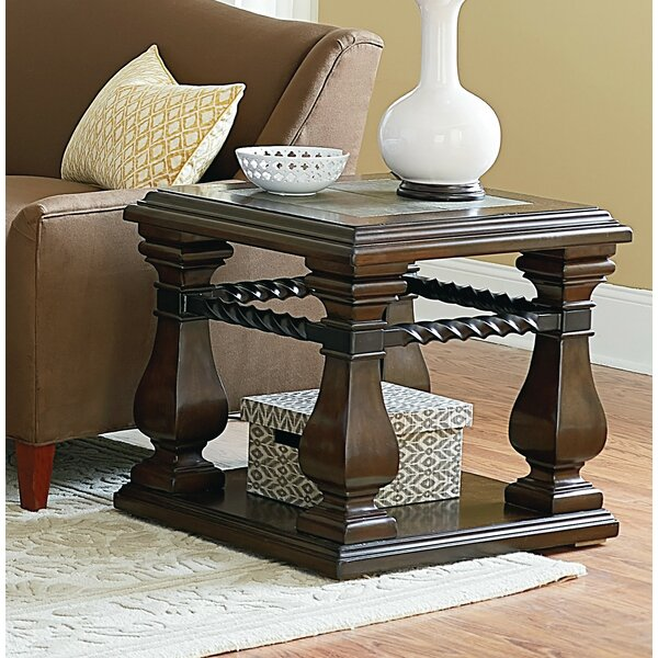 Camden End Table By Astoria Grand