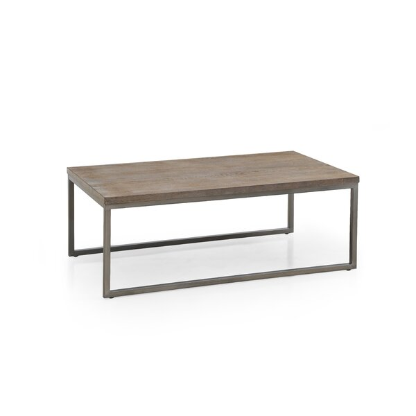 Maspeth Coffee Table by Union Rustic