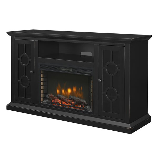 Ashby 58 TV Stand with Fireplace by Muskoka