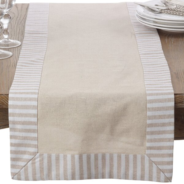 Dupont Table Runner by Gracie Oaks