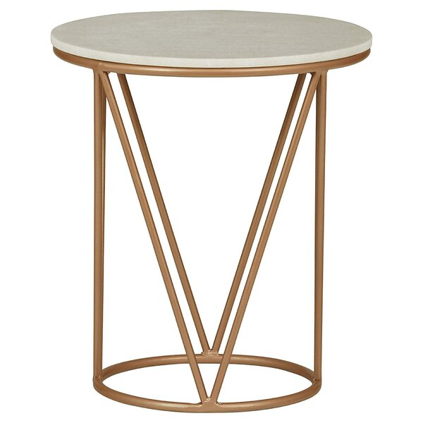 Troxler End Table by Rosdorf Park Rosdorf Park