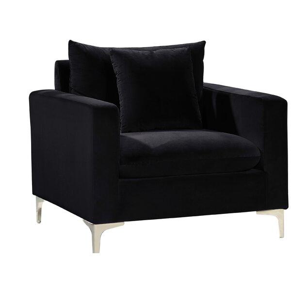 Boutwell Armchair by Mercer41 Mercer41