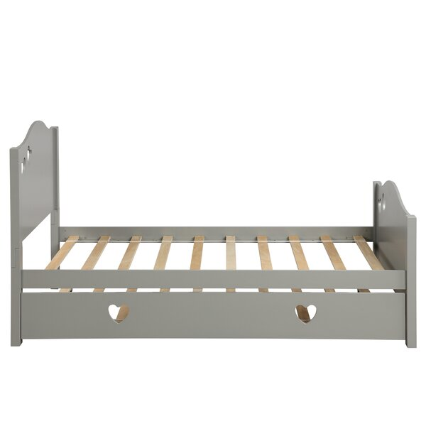 Noille Twin Daybed With Trundle By Red Barrel Studio