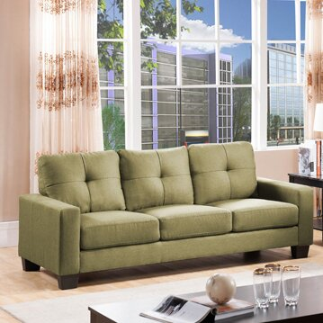 3 Seater Sofa By Wildon Home® Herry Up