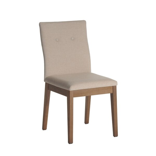 Tassone Upholstered Dining Chair by Union Rustic
