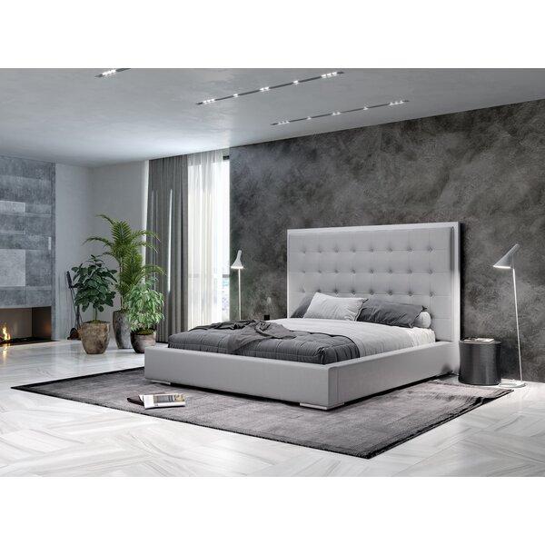 Olinda Upholstered Platform Bed By Orren Ellis by Orren Ellis Coupon