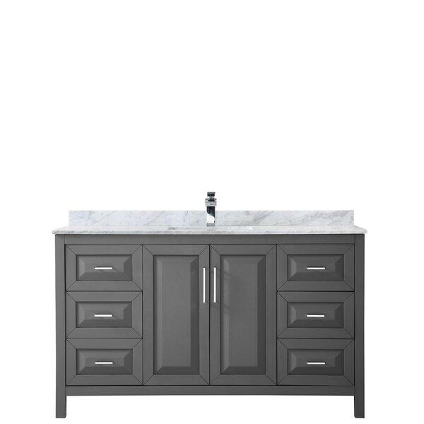 Daria 60 Single Bathroom Vanity Set by Wyndham Collection
