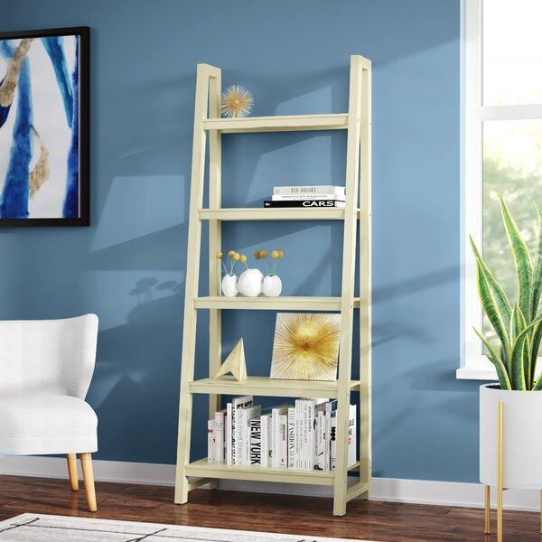 Milagros Ladder Bookcase By Latitude Run