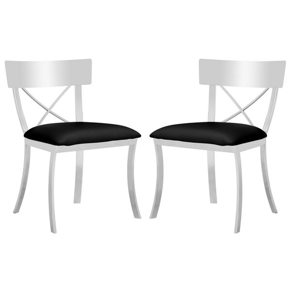 Burnside Side Chair (Set of 2) by Latitude Run
