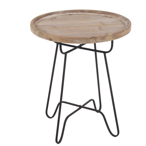 Nolette End Table By Williston Forge