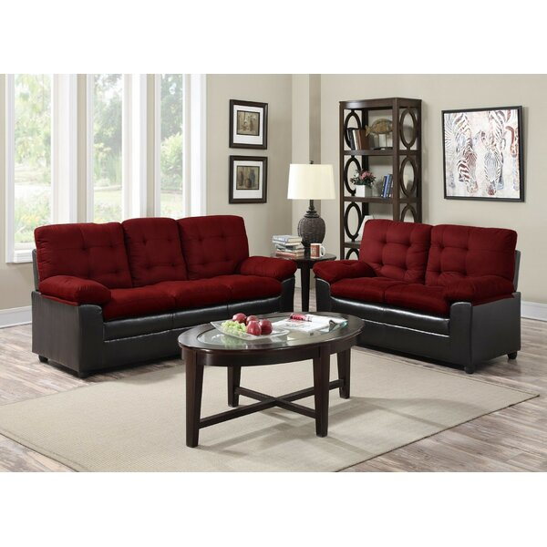 Gist 2 Piece Living Room Set by Ebern Designs