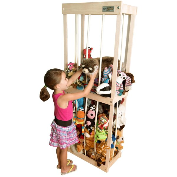 ZOO® Toy Organizer by Littlezookeepers