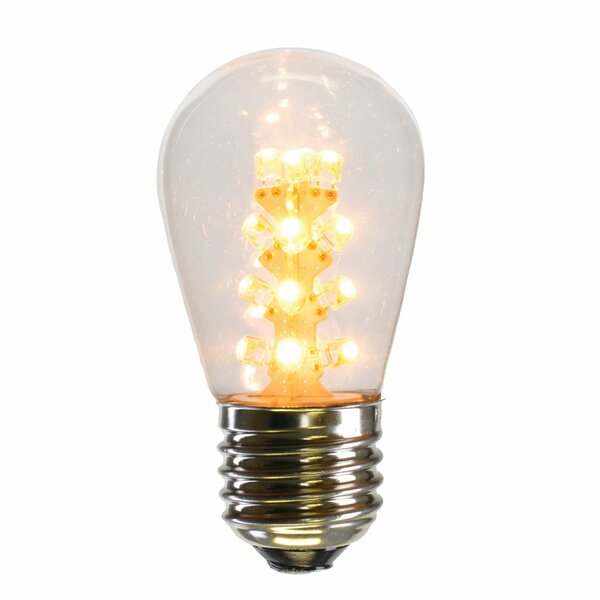 S14 LED Light Bulb by Vickerman