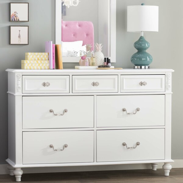 Brooklyn 7 Drawer Double Dresser by Viv + Rae