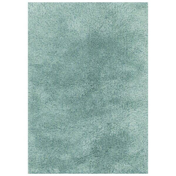 Soud Hand-Tufted Blue Area Rug by Latitude Run