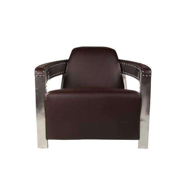Austen Barrel Chair by 17 Stories