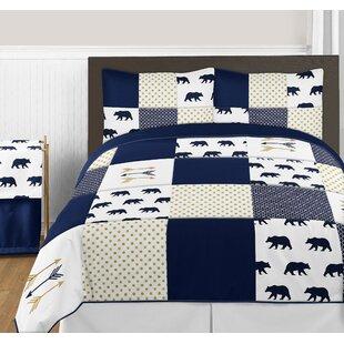 Bear Comforter Set