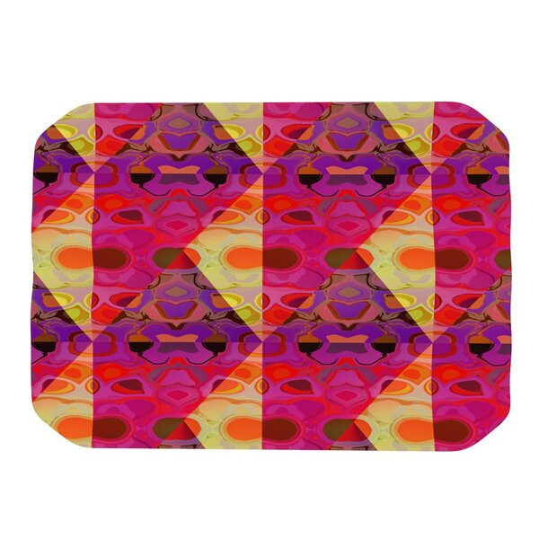 Allicamohot Placemat by KESS InHouse