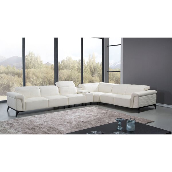 Huffine Reversible Sectional by Orren Ellis