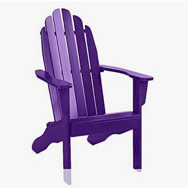 Ashmount Wood Adirondack Chair by Breakwater Bay Breakwater Bay