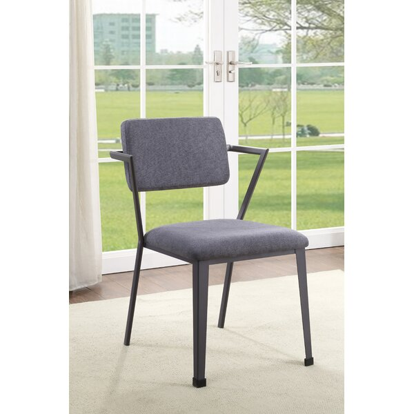 Kaylyn Upholstered Dining Chair (Set of 2) by Longshore Tides
