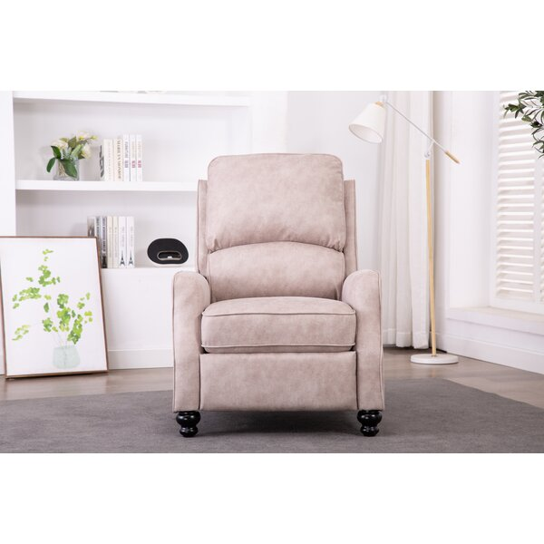 Chacolate Pushback Recliner W002213422