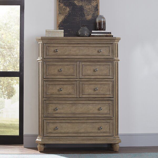 Mckelvey 5 Drawer Chest by Darby Home Co