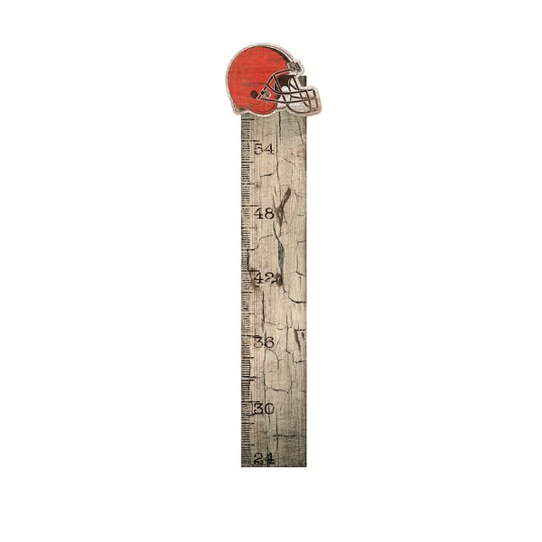 NFL Sign Growth Chart by Fan Creations