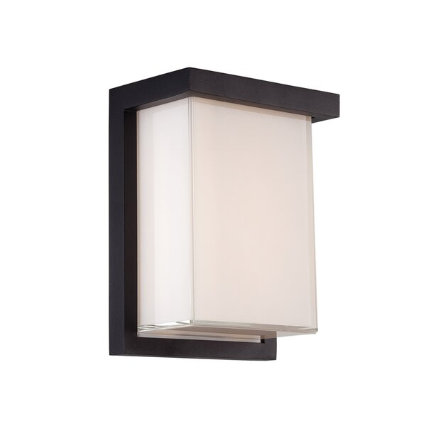 Ledge 2-Light LED Outdoor Flush Mount by Modern Forms