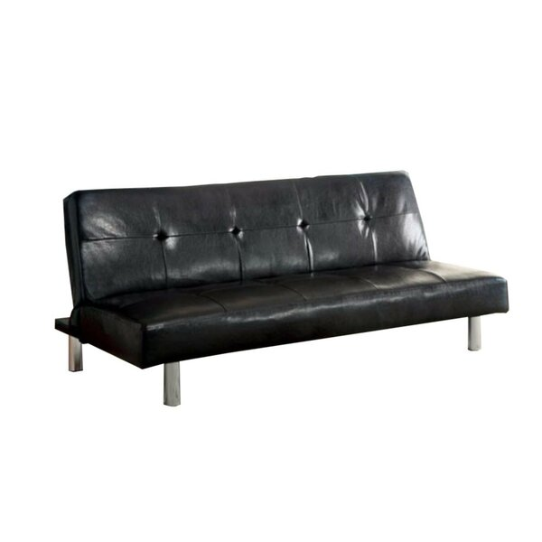 Burgan Convertible Sofa by Ebern Designs