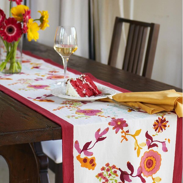 Treetop Table Runner by Couleur Nature