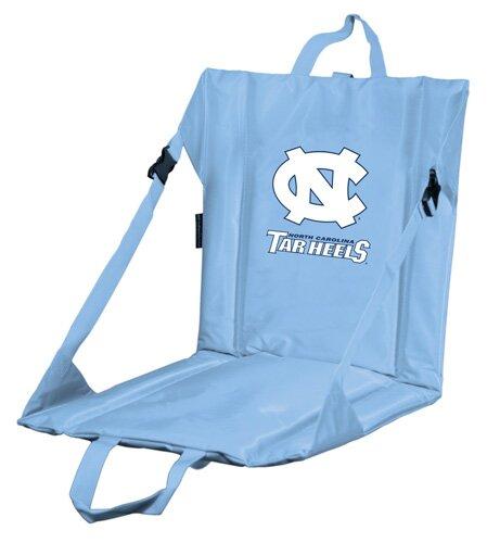Collegiate Stadium Seat - North Carolina by Logo Brands