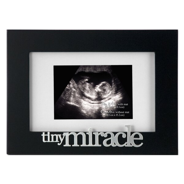Tiny Miracle Picture Frame by Malden