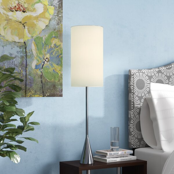 Nate 36.5 Table Lamp by Mercury Row
