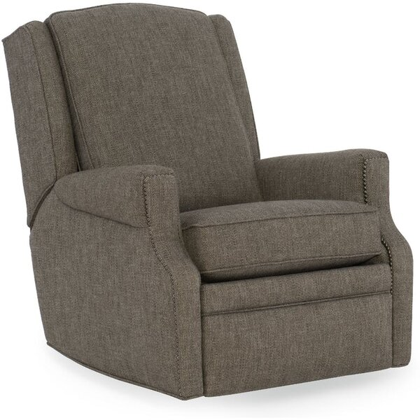 Lewis Power Swivel Glider Recliner by Sam Moore