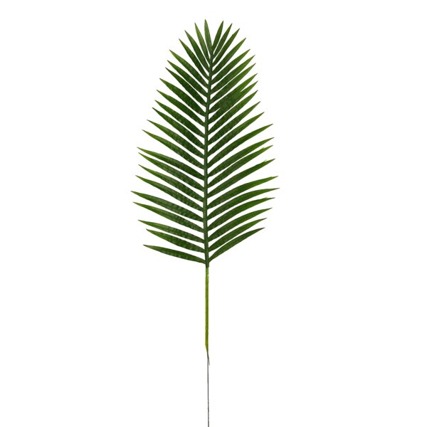 Faux Palm Leaf (Set of 2) by Bay Isle Home