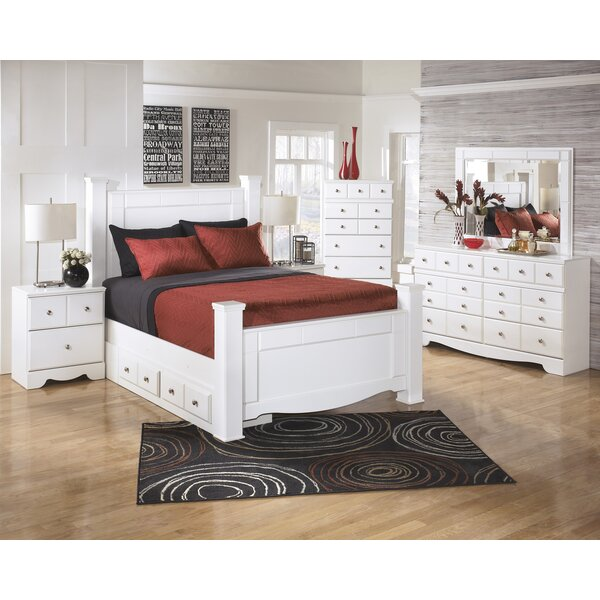 Carrabassett Panel Configurable Bedroom Set by Beachcrest Home