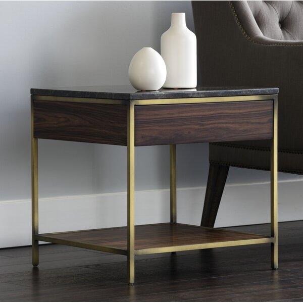 Artezia End Table by Sunpan Modern
