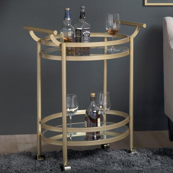 Palazzo Bar Cart by Studio Designs HOME