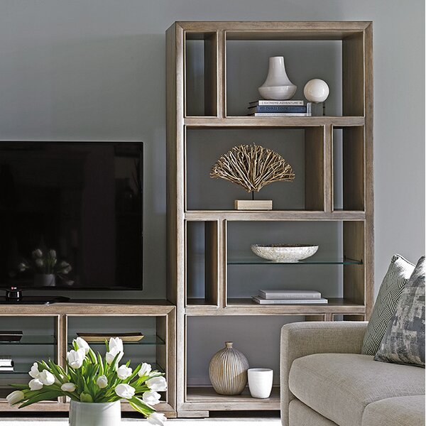 Shadow Play Standard Bookcase by Lexington