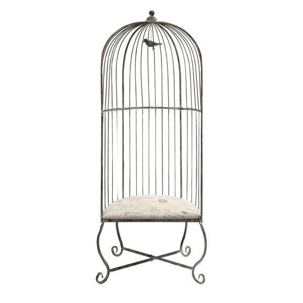 New Ophelia & Co. Wildes Birdcage Balloon Chair & Reviews   Wayfair MO43