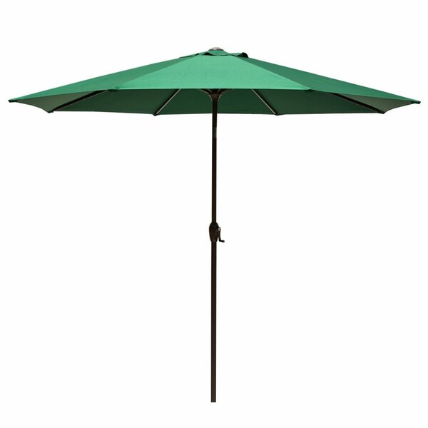 Zamora 9' Market Umbrella by Alcott Hill Alcott Hill
