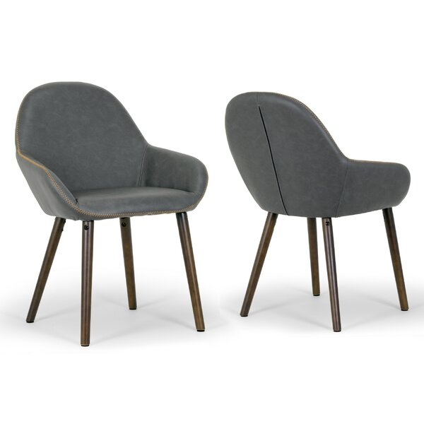 Alan Arm Chair (Set of 2) by Glamour Home Decor
