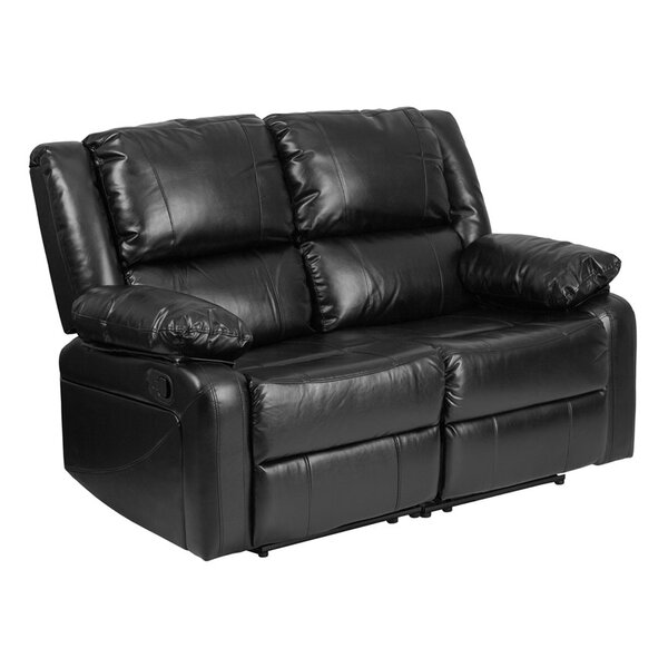 Socha Reclining Loveseat by Winston Porter
