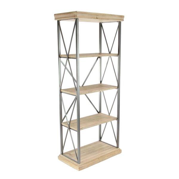 Lykens Etagere Bookcase by Gracie Oaks