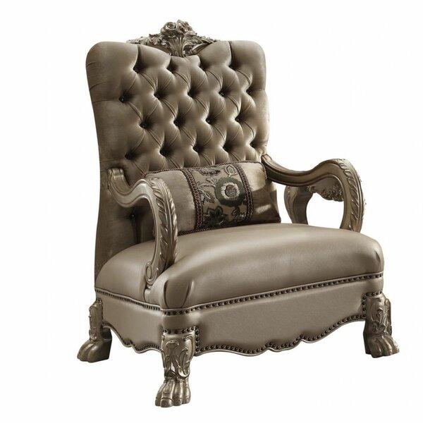 Ledbury Armchair By Astoria Grand by Astoria Grand No Copoun