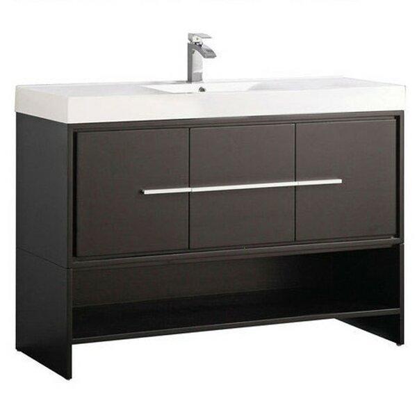 Peirce Modern 48 Single Bathroom Vanity Set by Orren Ellis