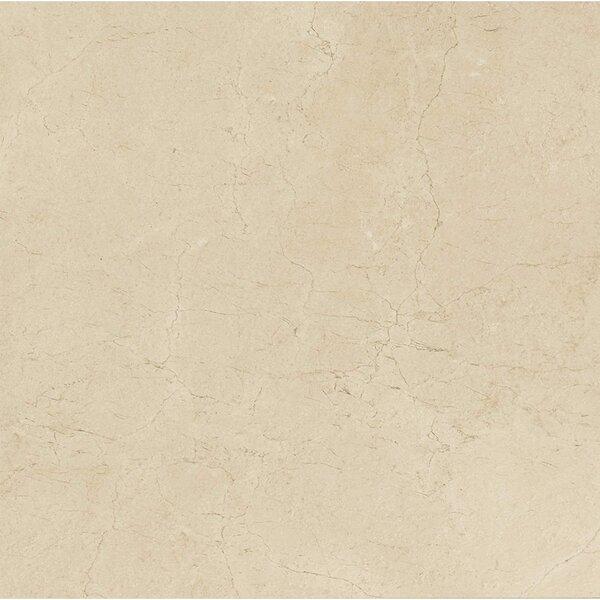 El Dorado 6 x 6 Porcelain Field Tile in Oyster by Grayson Martin
